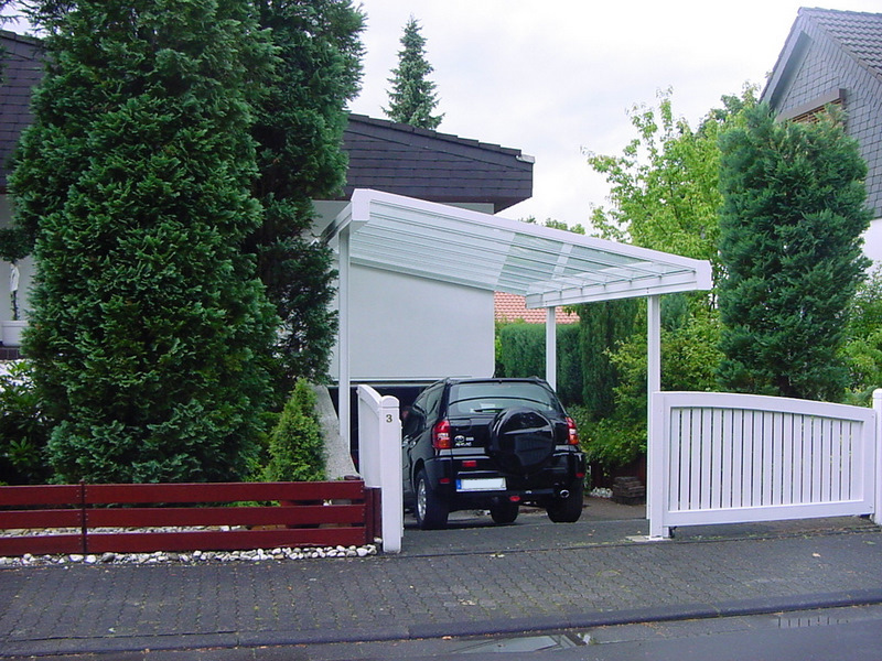 carport amsterdam flachdach btw gmbh. Black Bedroom Furniture Sets. Home Design Ideas