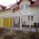 Carport + Abstellraum